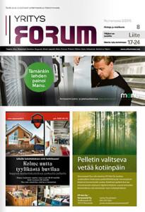 YritysForum kansi